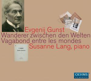 CD Evgenij Gunst – Wanderer zwischen den Welten von Susanne Lang, Piano